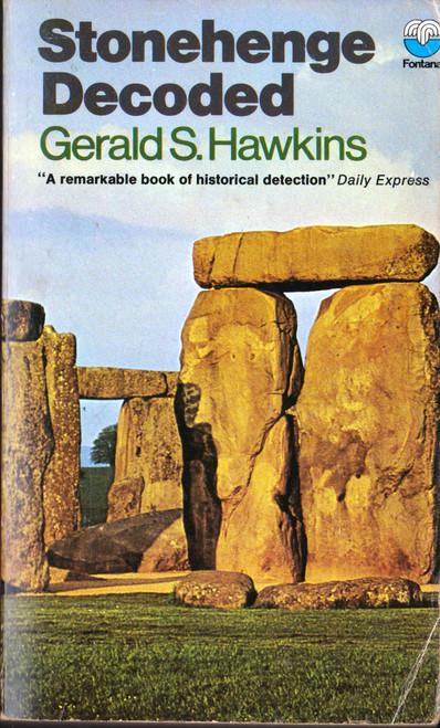 Gerald S. Hawkins / Stonehenge Decoded (Vintage Paperback)