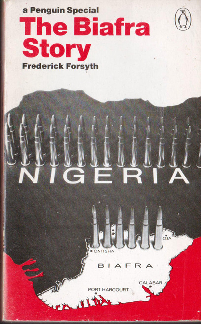 Frederick Forsyth / The Biafra Story (Vintage Paperback)
