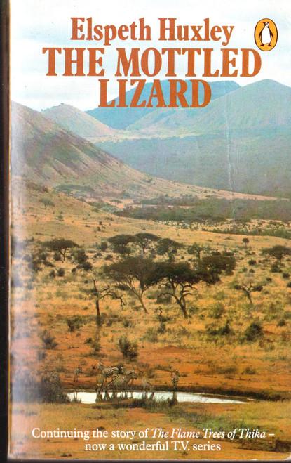 Elspeth Huxley / The Mottled Lizard (Vintage Paperback)