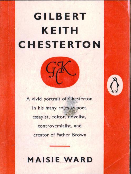 Maisie Ward / Gilbert Keith Chesterton (Vintage Paperback)