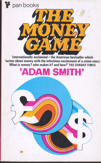 Adam Smith / The Money Game (Vintage Paperback)