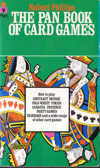 Hubert Phillips / The Pan Book of Card Games (Vintage Paperback)