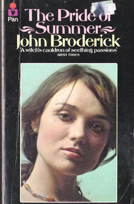 John Broderick / The Pride of Summer (Vintage Paperback)