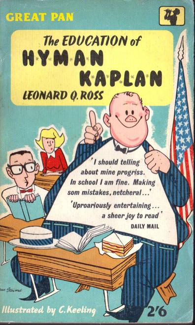 Leonard Q. Ross / The Education of Hyman Kaplan (Vintage Paperback)