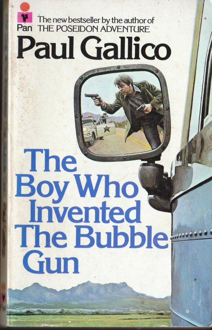 Paul Gallico / The Boy Who Invented The Bubble Gun (Vintage Paperback)
