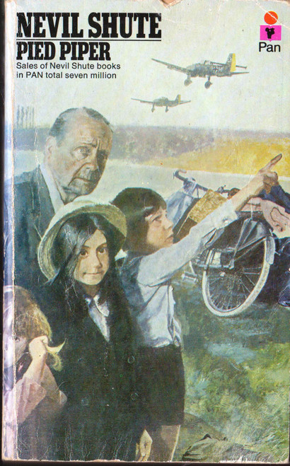 Nevil Shute / Pied Piper (Vintage Paperback)