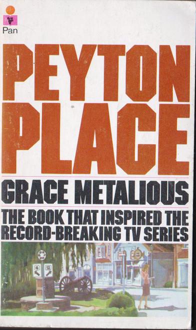 Grace Metalious / Peyton Place (Vintage Paperback)