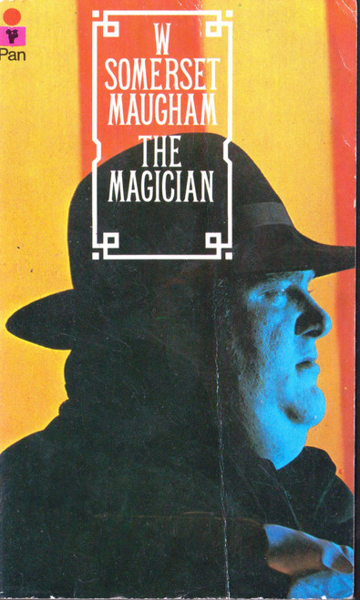 W Somerset Maugham / The Magician (Vintage Paperback)