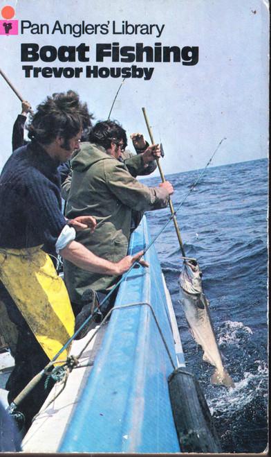 Trevor Housby / Boat Fishing (Vintage Paperback)
