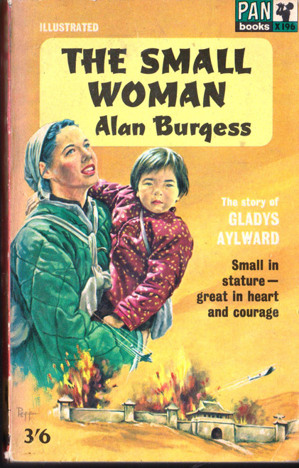 Alan Burgess / The Small Woman (Vintage Paperback)