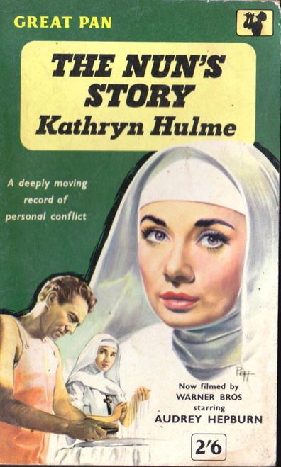 Kathryn Hulme / The Nun's Story (Vintage Paperback)