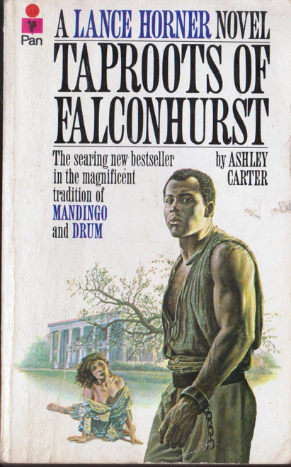 Ashley Carter / Taproots of Falconhurst (Vintage Paperback)