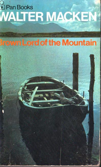 Macken, Walter  - Brown Lord of the Mountain (Vintage Pan Paperback) Originally 1967