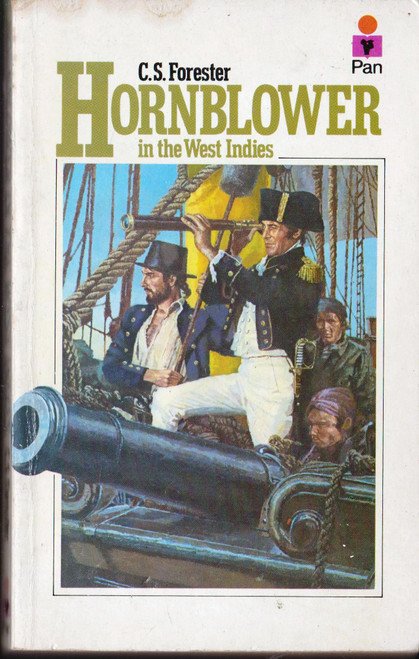 C.S. Forester / Hornblower in the West Indies (Vintage Paperback)