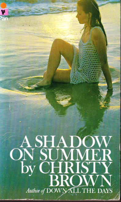 Christy Brown / A Shadow on Summer (Vintage Paperback)