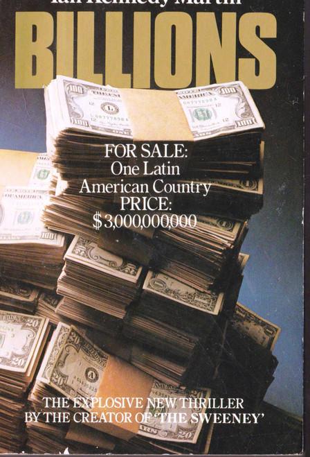 Ian Kennedy Martin / Billions (Vintage Paperback)