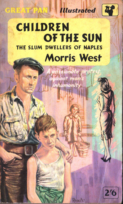 Morris West / Children of  the Sun (Vintage Paperback)