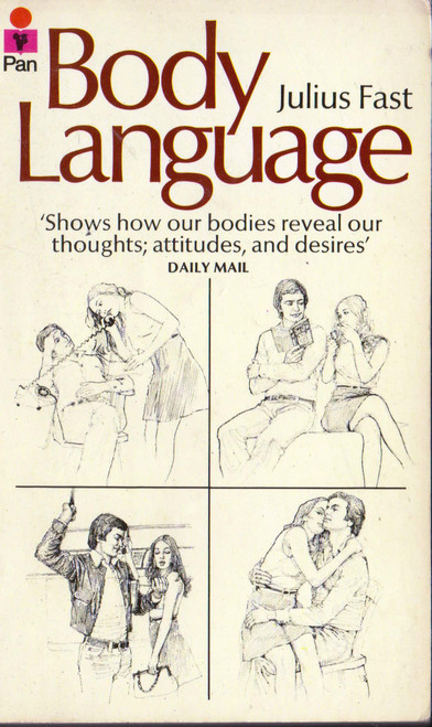 Julius Fast / Body Language (Vintage Paperback)