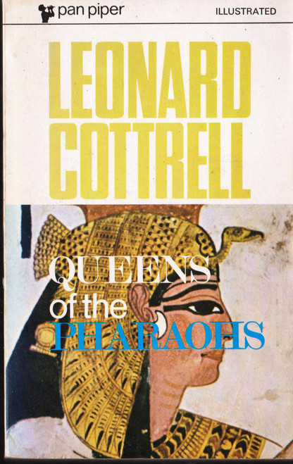 Leonard Cotterell / Queens of the Pharaohs (Vintage Paperback)