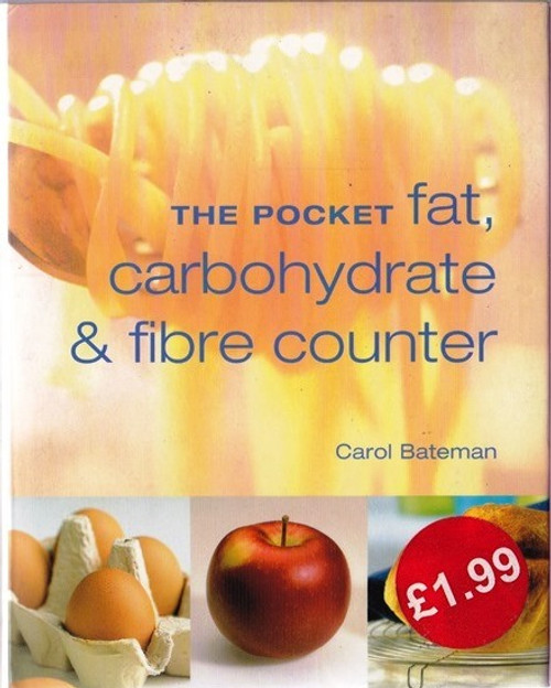 The Pocket Fat, Carbohydrate and Fibre Counter