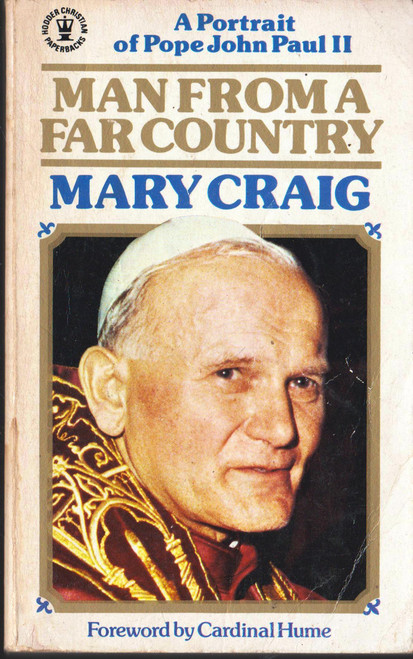 Mary Craig / Man From a Far Country (Vintage Paperback)