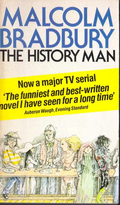 Malcolm Bradbury / The History Man (Vintage Paperback)