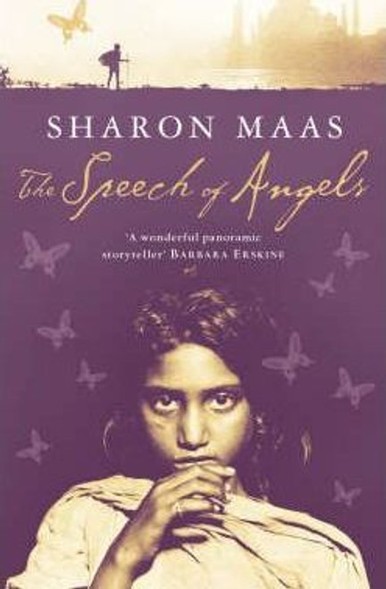 Maas, Sharon / The Speech of Angels (Large Hardback)