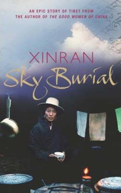 Xinran / Sky Burial (Large Hardback)