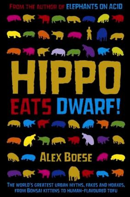 Boese, Alex / Hippo Eats Dwarf