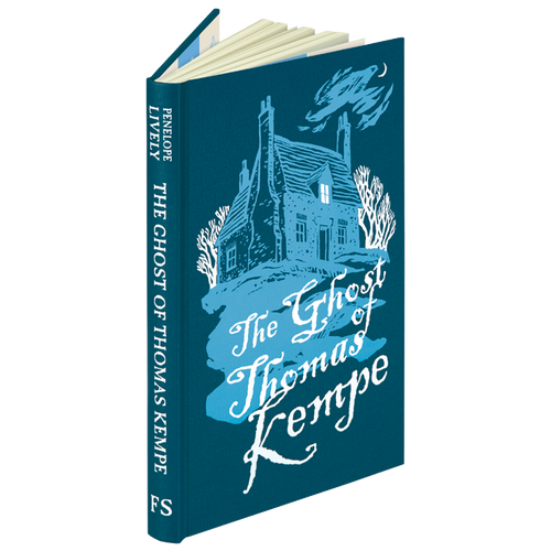 Lively, Penelope - The Ghost of Thomas Kempe - HB Slipcased Folio Society