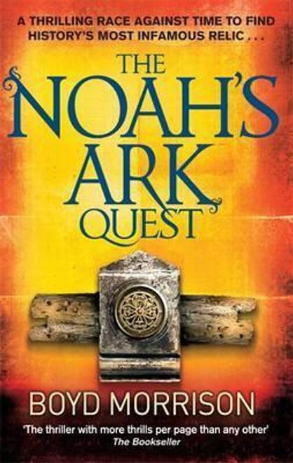 Morrison, Boyd / The Noah's Ark Quest