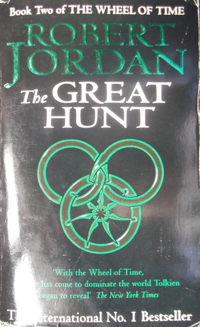 Jordan, Robert / The Great Hunt (Wheel of Time 2)
