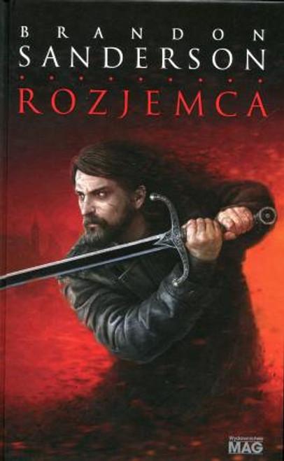 Sanderson, Brandon - Rozjemca ( Warbreaker)  - Polish Edition  (  Wydanie w języku Polskim )