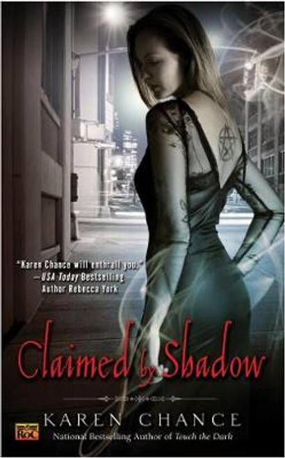 Chance, Karen / Claimed By Shadow
