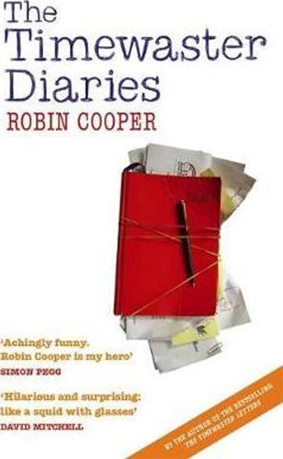 Cooper, Robin / The Timewaster Diaries : A Year in the Life of Robin Cooper