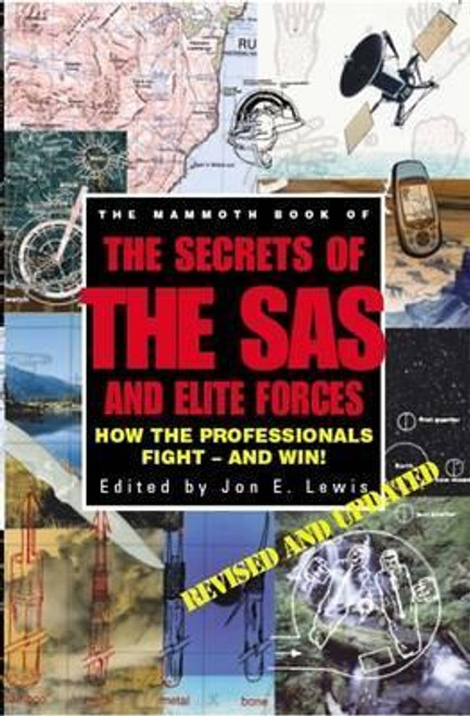 Lewis, John E. / The Mammoth Book of Secrets of the SAS and Elite Forces