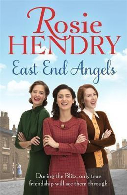Hendry, Rosie / East End Angels