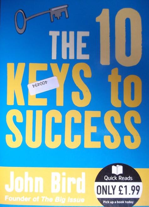 Bird, John / The 10 Keys to Success