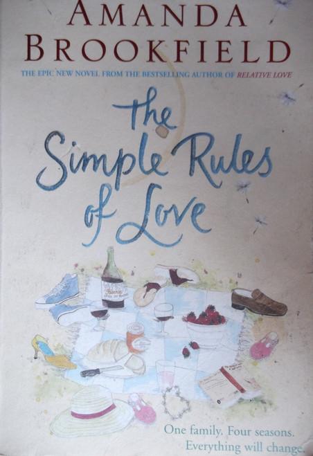 Brookfield, Amanda / The Simple Rules of Love