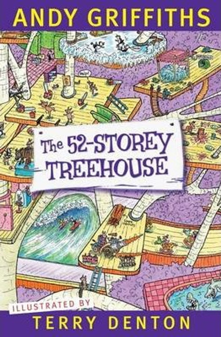 Griffiths, Andy / The 52-Storey Treehouse