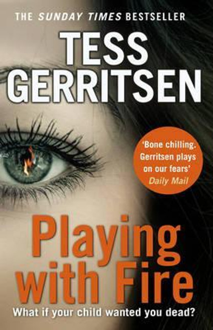 Gerritsen, Tess / Playing with Fire