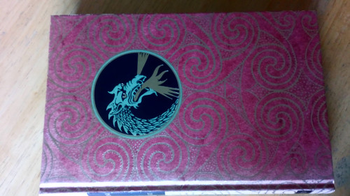 Tolkien, J.R.R - The Hobbit - Hardcover Folio Society Edition Illustrated 2002