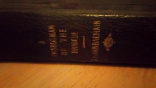Ó hAnnracháin - A Swordsman of the Brigade - HB 1929 - Ex Libris