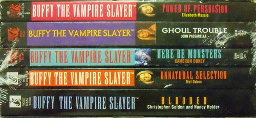 Buffy the Vampire Slayer (5 Book Box Set)