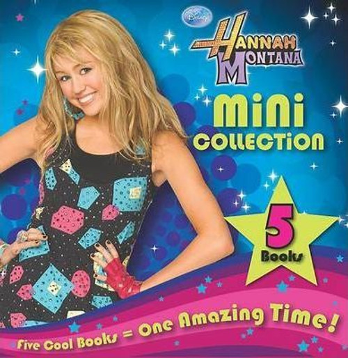 Hannah Montana: Mini Collection (5 Book Box Set) Brand New