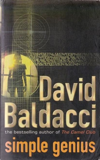 Baldacci, David / Simple Genius