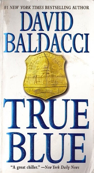 Baldacci, David / True Blue