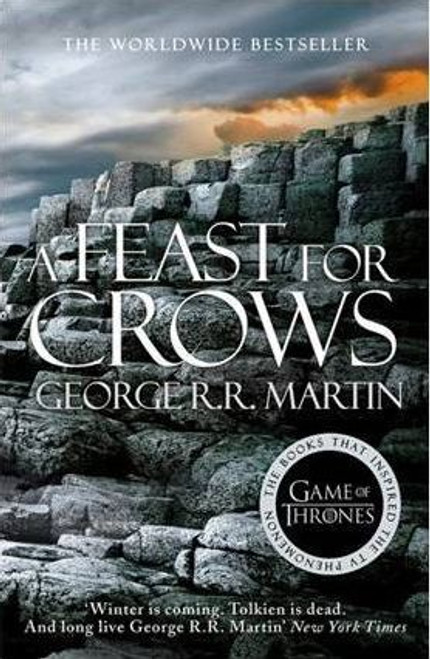 Martin, George R.R. / A Feast for Crows ( A Song of Ice and Fire 4 )