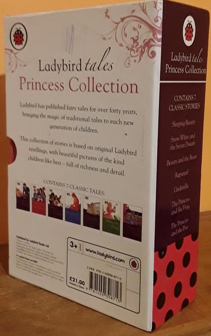 Ladybird Tales Princess Collection (7 Book Box Set)
