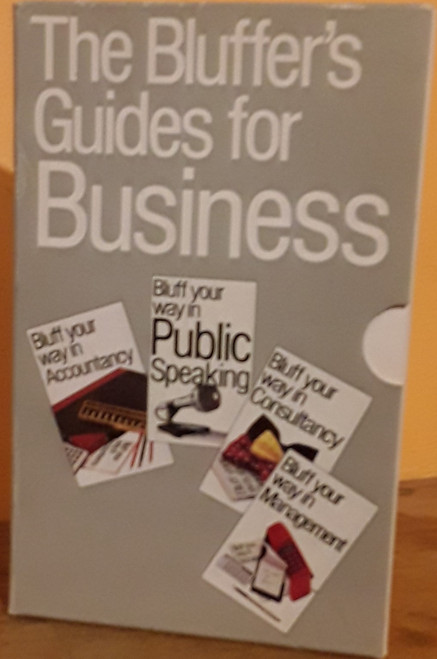 The Bluffer's Guides for Business (4 Book Box Set)